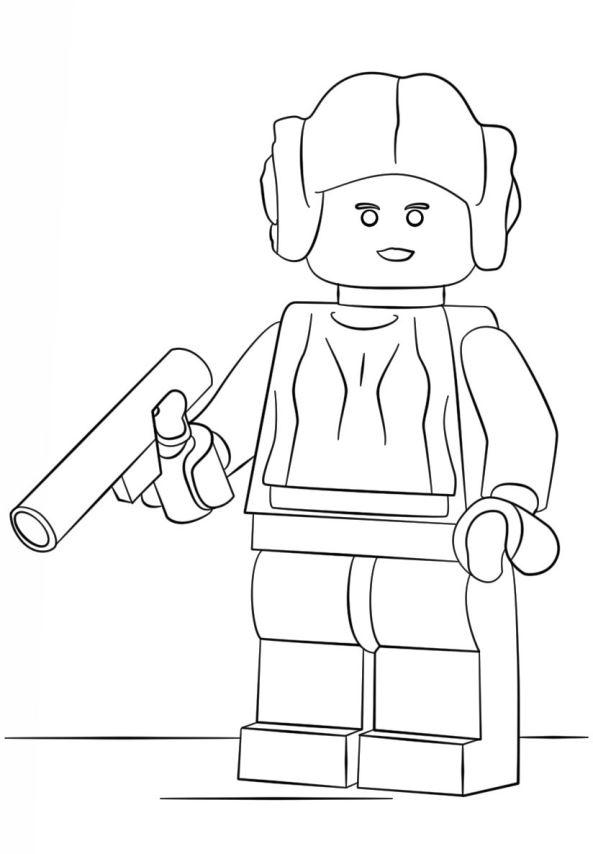 kidsnfunde  malvorlage lego star wars lego star wars