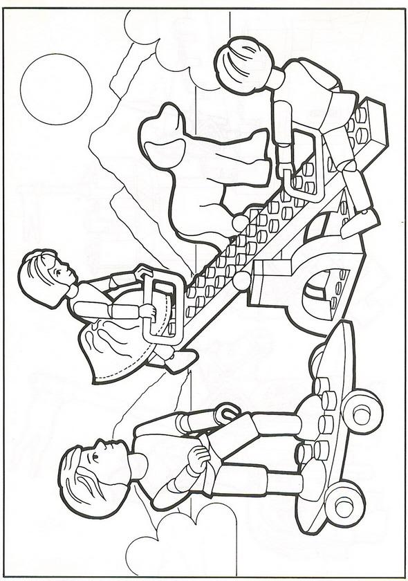 kidsnfunde  malvorlage lego lego