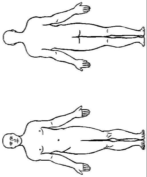 Kids n fun.de | 17 Ausmalbilder von Menschliche Körper