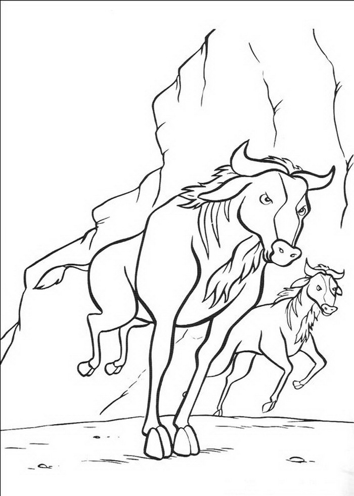 Kids-n-fun.de   92 Ausmalbilder von Der König der Löwen