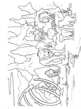 könig der löwen ausmalbilder 2019 - malvorlagen