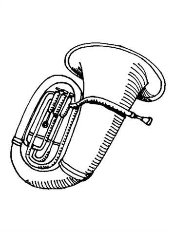 Kids N Funde 62 Ausmalbilder Von Musikinstrumente