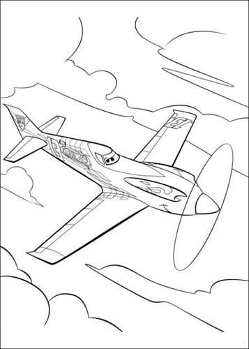 Kids N Fun De 33 Ausmalbilder Von Planes