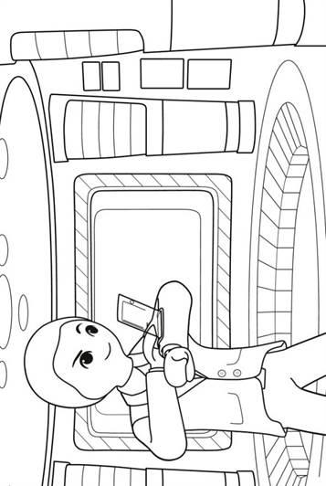 Kids N Funde 8 Ausmalbilder Von Playmobil Super 4