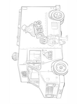 playmobil malvorlage | kinder ausmalbilder