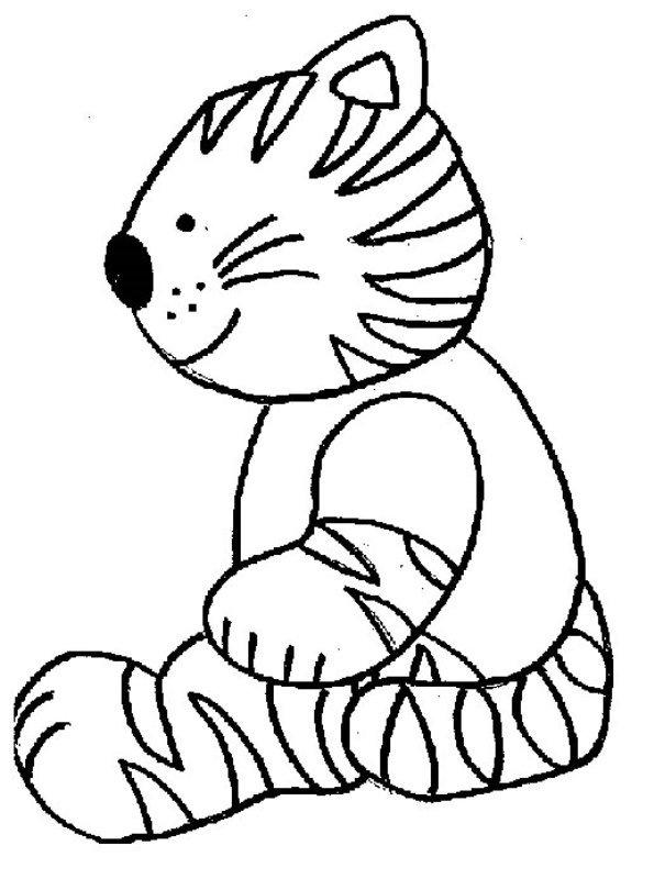 kidsnfunde  68 ausmalbilder von katze