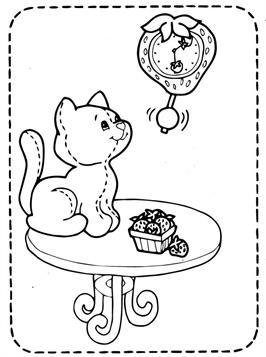 Kids N Fun De 68 Ausmalbilder Von Katze