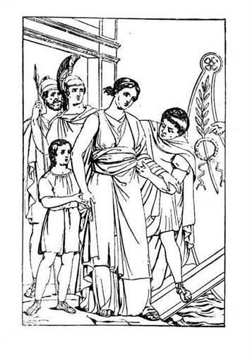 kidsnfunde  18 ausmalbilder von romer