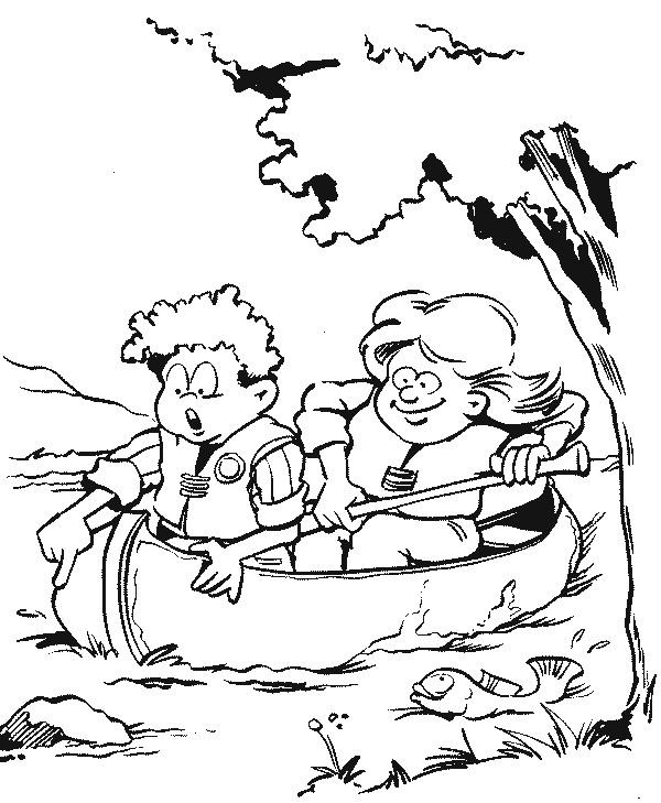Kids N Fun De 19 Ausmalbilder Von Scouting Pfadfinder Scout Printable Coloring Pages Printable