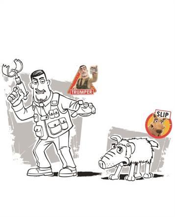 kids-n-fun.de | 15 ausmalbilder von shaun da schaf