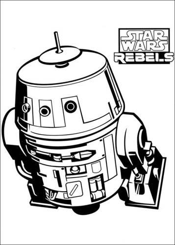 Kids N Funde 27 Ausmalbilder Von Star War Rebels