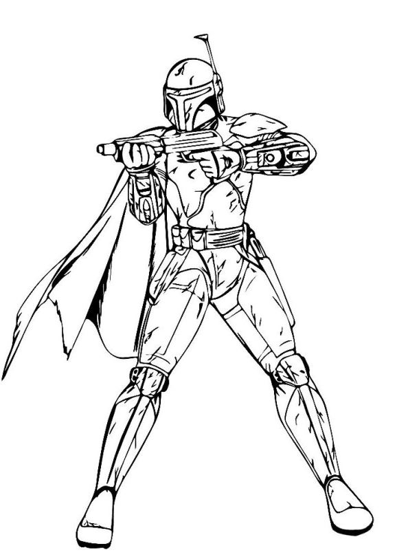 Lego Clone Trooper coloring page | Free Printable Coloring Pages | 813x594