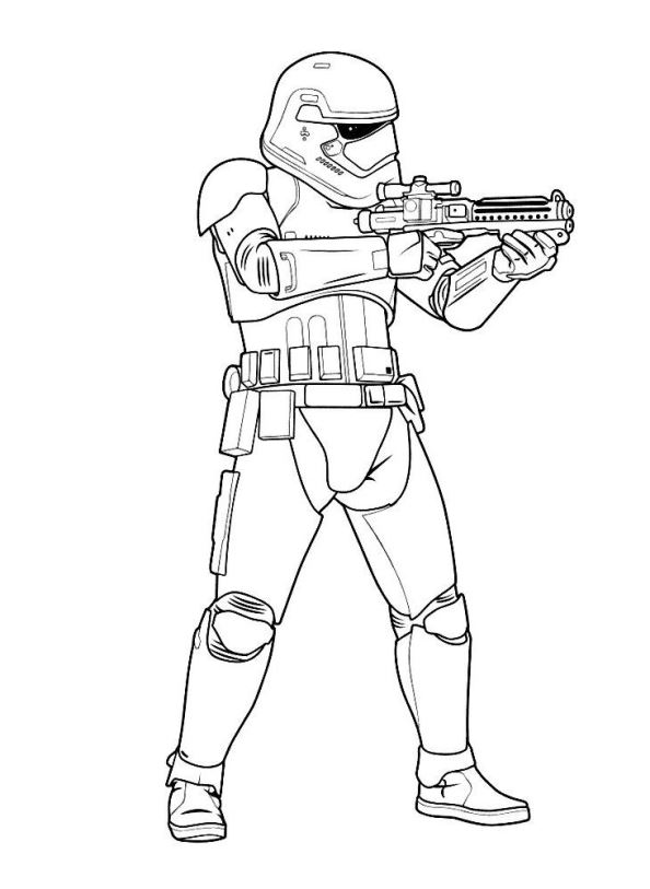 Fett coloring pages free printable star wars coloring pages for kids - Kids N Fun De 21 Ausmalbilder Von Star Wars The Force
