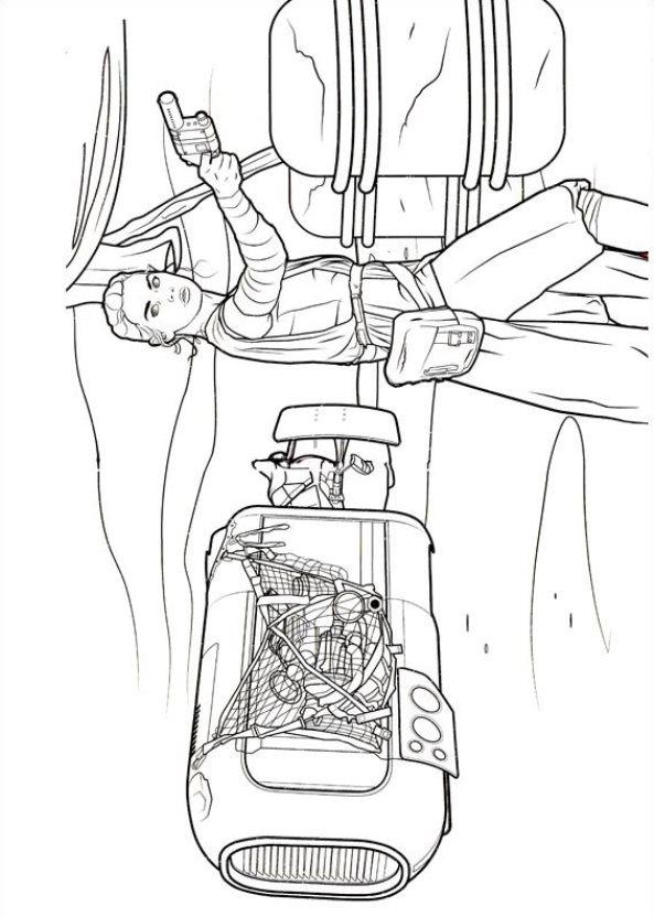 kidsnfunde  21 ausmalbilder von star wars the force