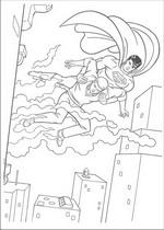 kids-n-fun | 51 ausmalbilder von superman