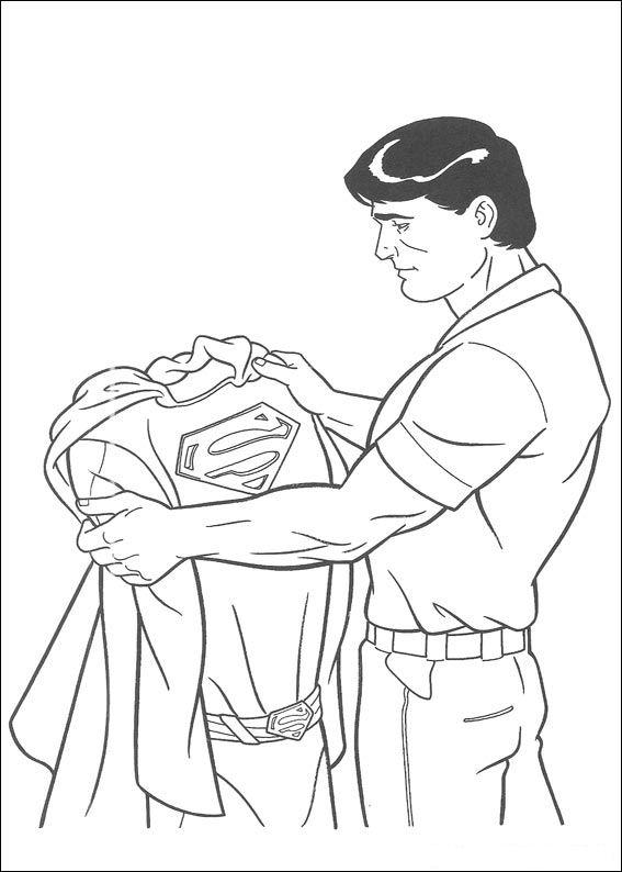 kids-n-fun.de | 51 ausmalbilder von superman