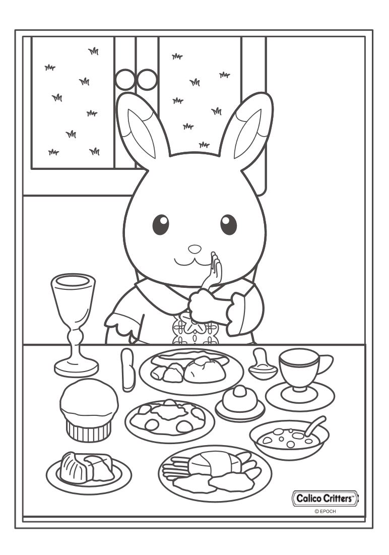cloudbabies coloring pages for kids - photo#36