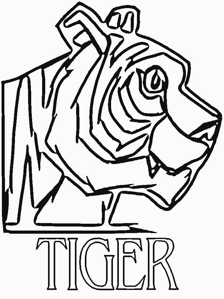 kids-n-fun.de   malvorlage tigers tigers