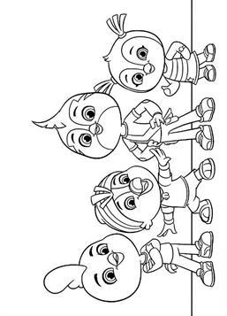 Kids N Fun De 12 Ausmalbilder Von Top Wing