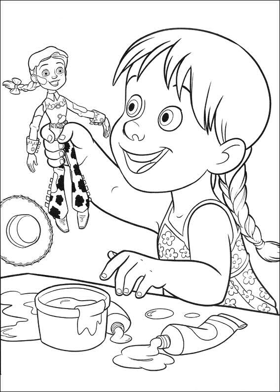 kidsnfunde  malvorlage toy story 3 toy story 3