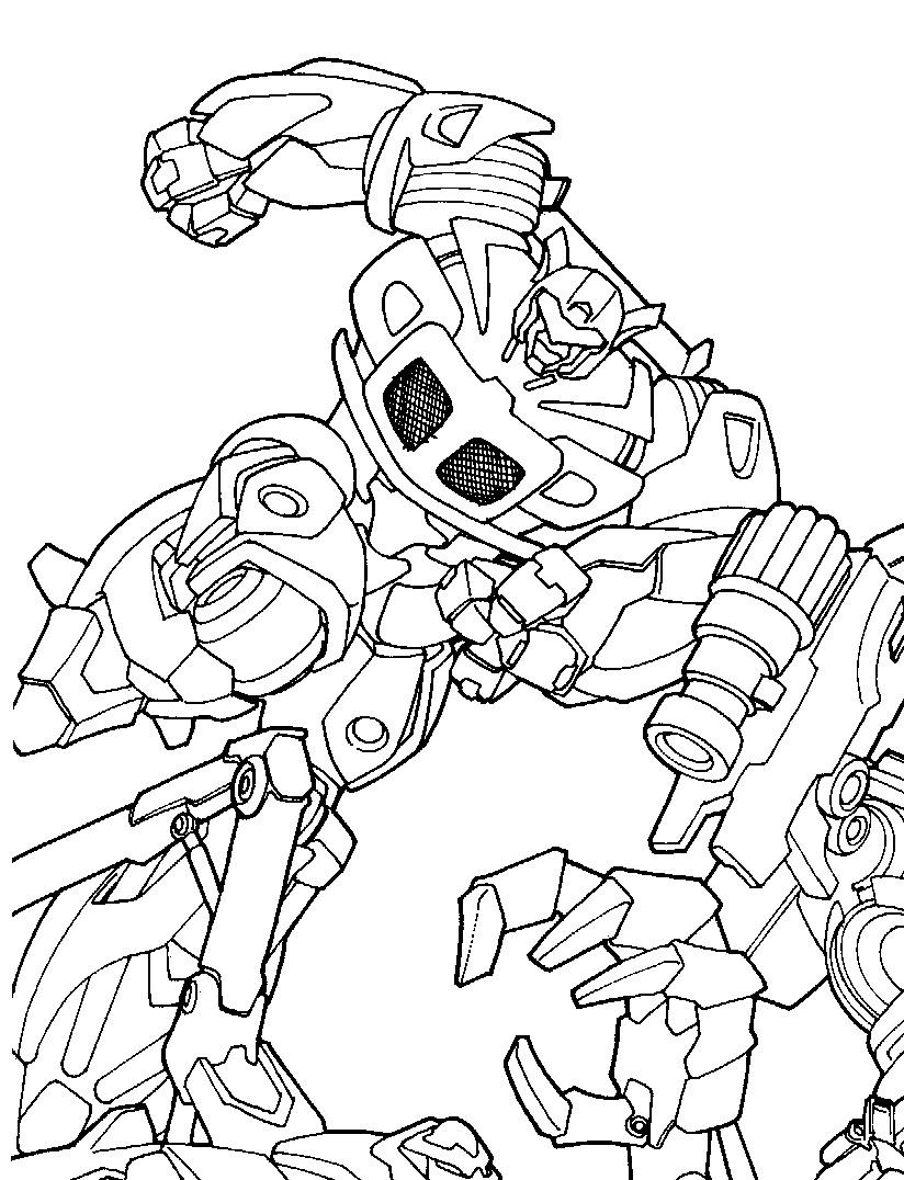 Kids-n-fun.de | 33 Ausmalbilder von Transformers