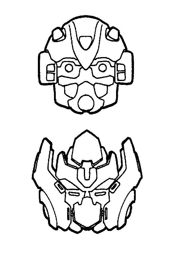 Kids N Fun De 33 Ausmalbilder Von Transformers