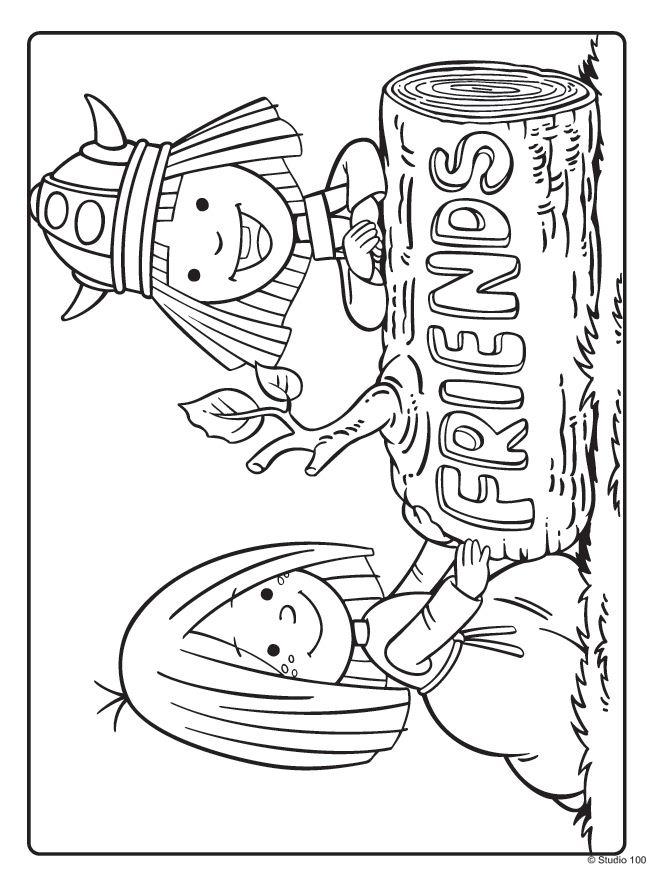 Kids N Fun De 36 Ausmalbilder Von Wickie
