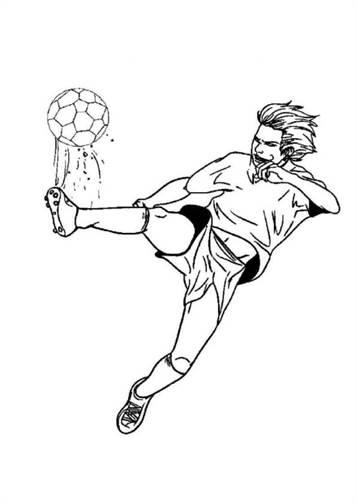 kids-n-fun.de   23 ausmalbilder von fussball