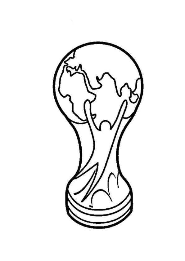 kidsnfunde  malvorlage fussball fifa world cup