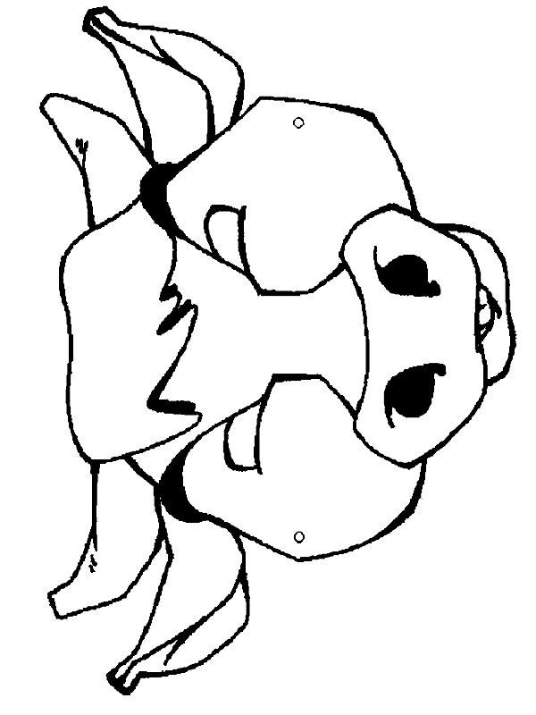 Kids N Fun De Basteln Masken Tieren Stier