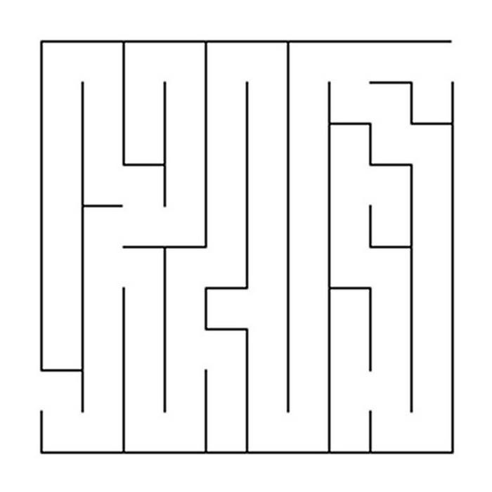 Kids n funde Puzzles Labyrinth Labyrinth Einfach