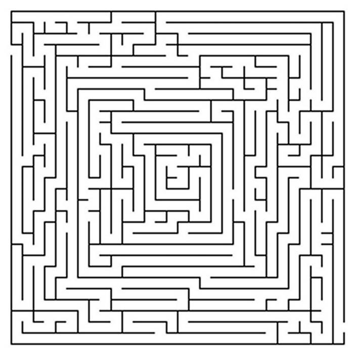 Kids N Fun De Puzzles Labyrinth