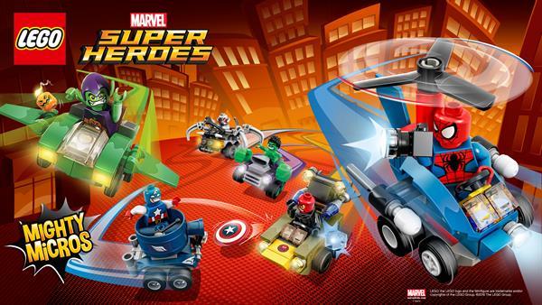 Kids N Fun De 13 Hintergrundbilder Von Lego Marvel