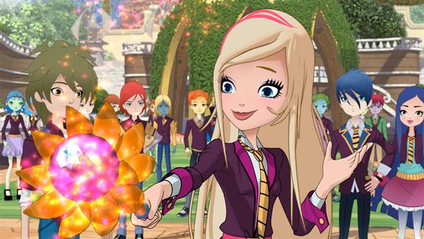 Kids n 15 hintergrundbilder von regal academy for Disegni da colorare regal academy